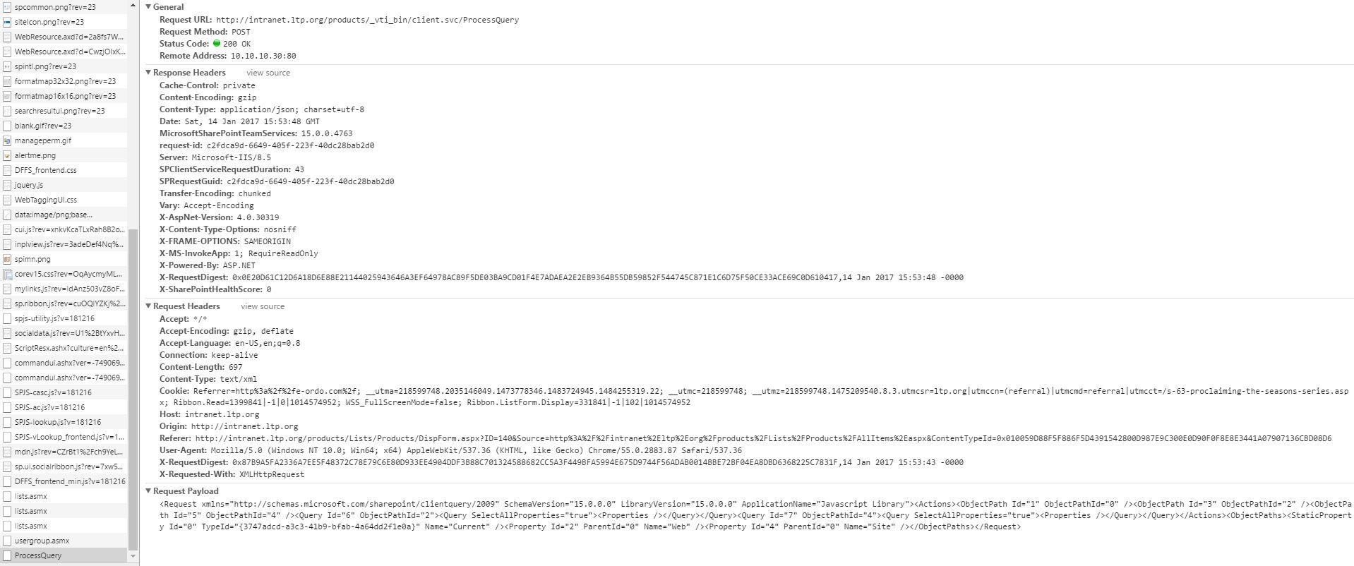 Topic: Access Denied Error | SharePoint JavaScripts