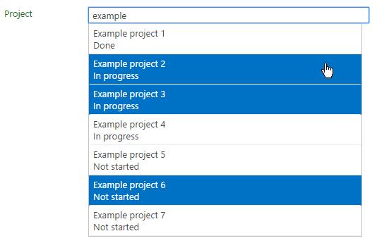 SPJS-Autocomplete | SharePoint JavaScripts